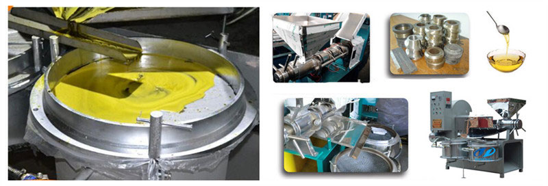 features of Multi-functional Automatic Screw Seed Oil Press