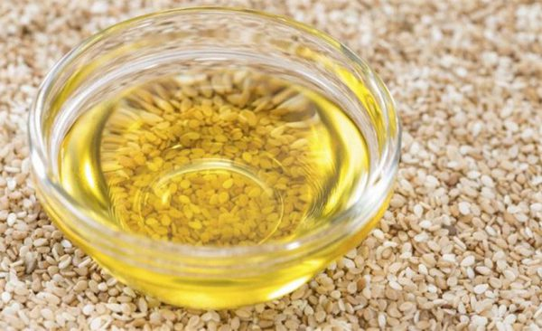 sesame seed oil health benefits