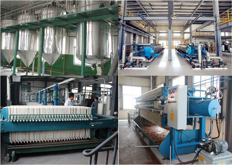 edible oil dewaxing equipment