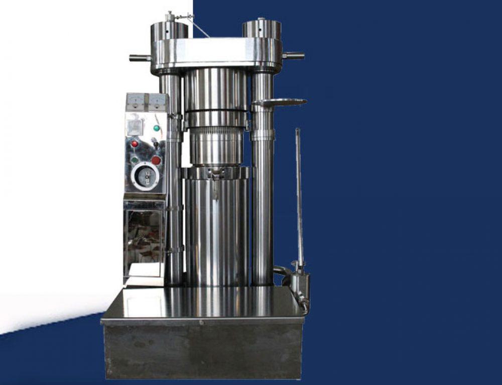 Presse à huile hydraulique