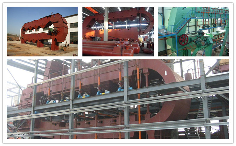 loop type oil extractor and its-installation for bangladesh soybean oil extraction project