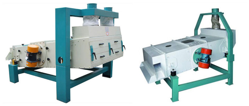 oilseeds sieve cleaning machines