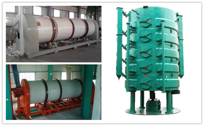 horizontal oilseeds softening machine and vertical softening pot