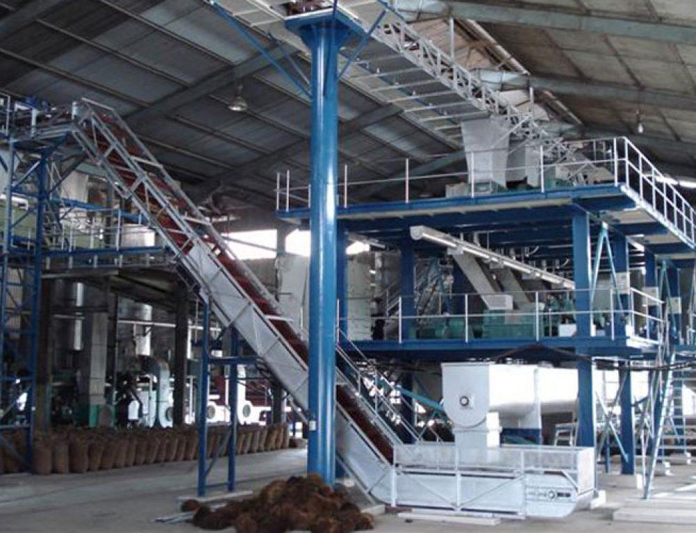 Palm Oil Production Line
