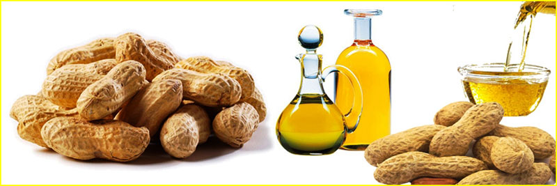 quality peanut oil produced by our peanut oil pressing line