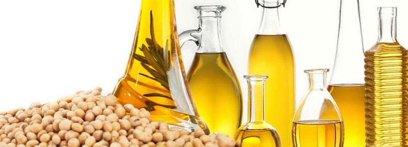 soybean and soybean oil