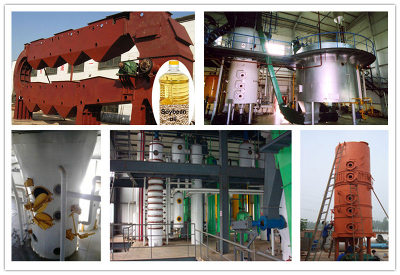 soybean oil solvent extraction equipment