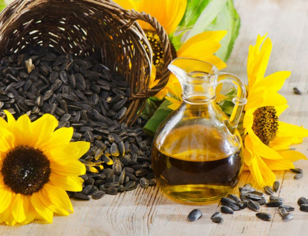 Linoleic, High Oleic & Mid Oleic Sunflower Oil Press