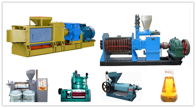 various palm kernel oil screw expeller