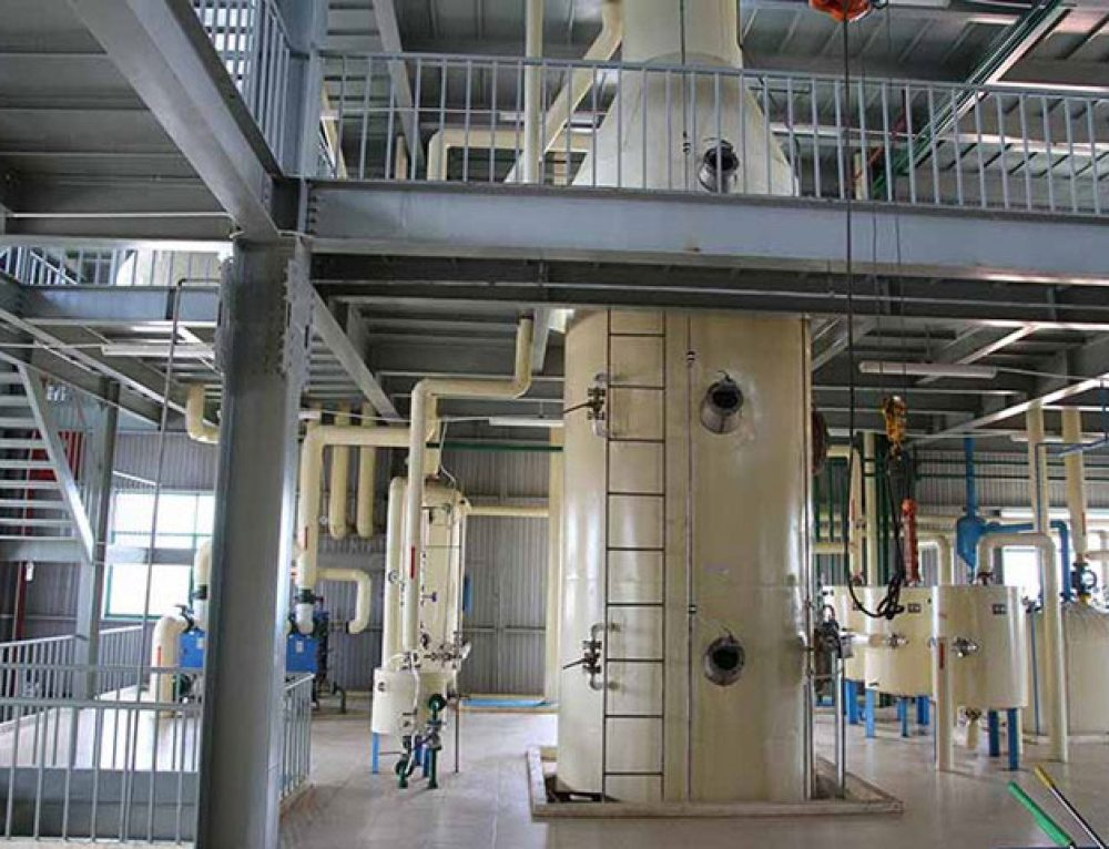 Deodorizing Tower & Oil Deodorization Process