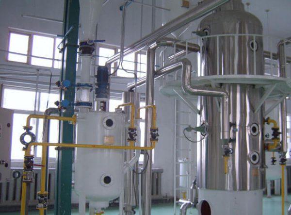 crude oil decolorizing equipment