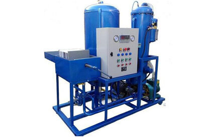 tube filter machine