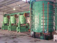 vertical oilseeds cooker machine
