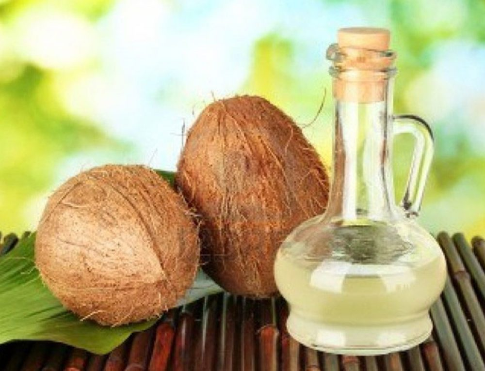 Press Coconut Oil from the Dried Meat of Coconut-Copra