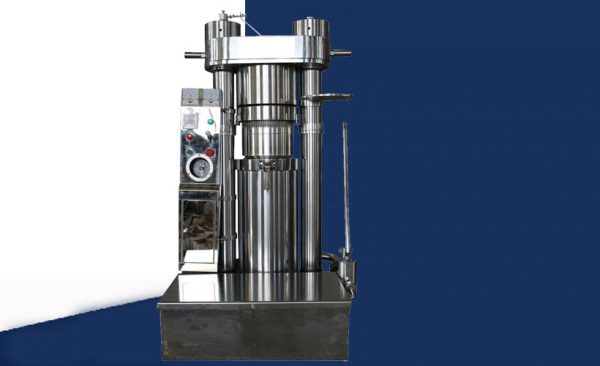 hydraulic oil expeller machine