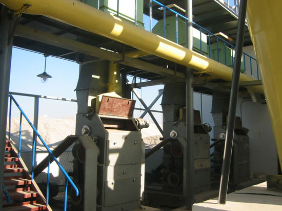 oil seed crushing equipment for oil mill