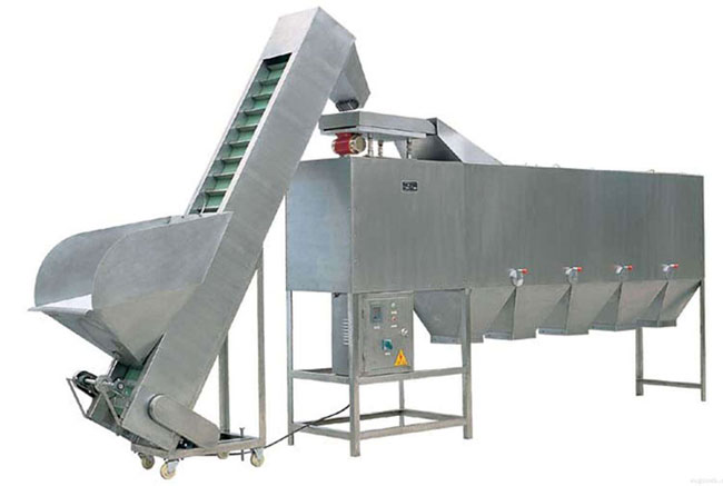 oilseeds, cotton seeds winnowing separator machine for oil mill plant
