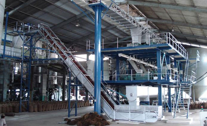 palm oil mill plant project