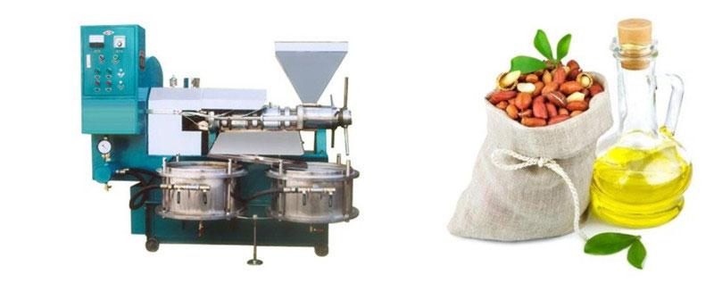 peanut oil press machine for sale