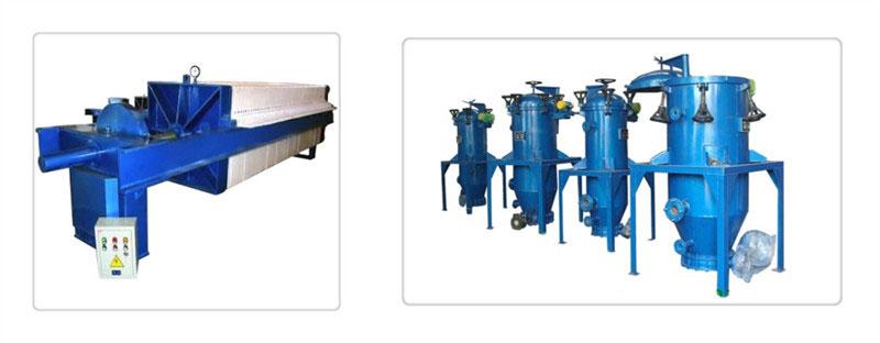 plate frame oil filter and leaf sesame oil filtering machine