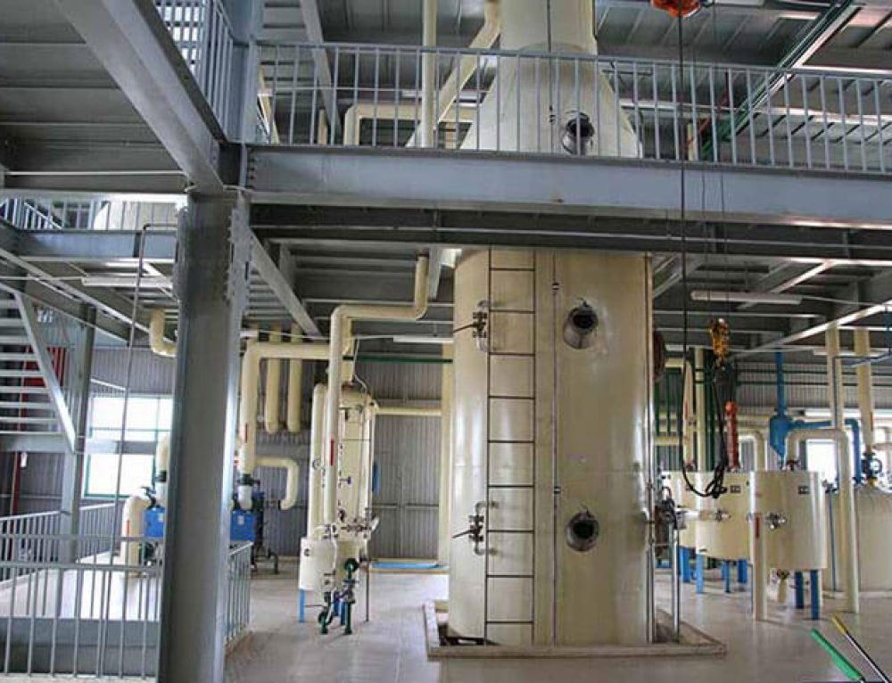 Deodorizing Tower & Oil Deodorization Process