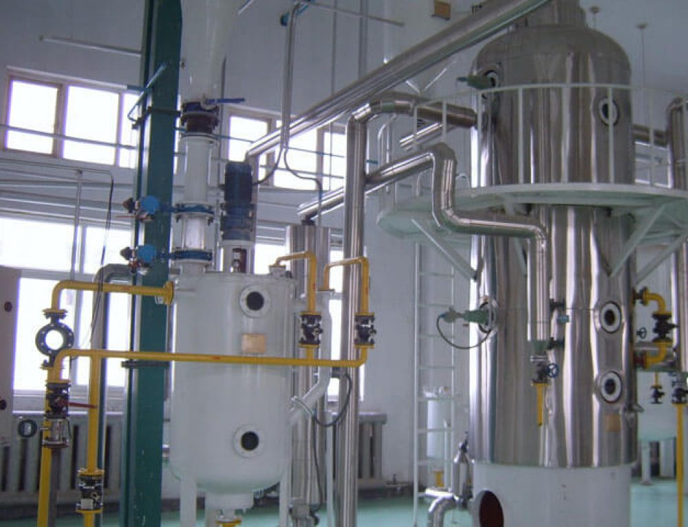 Edible Oil Decolorizing Equipment