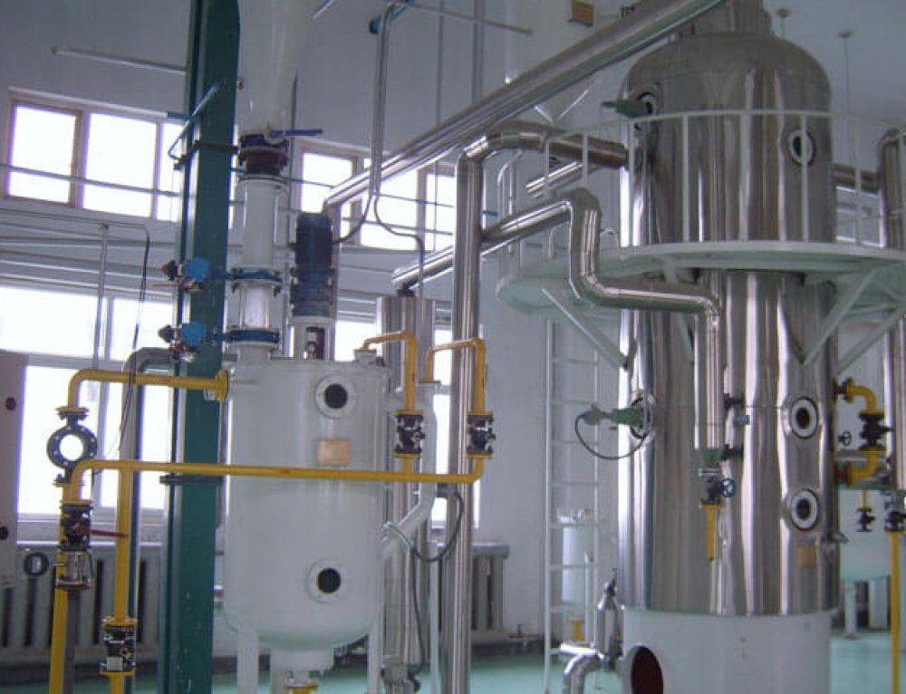 Edible Oil Decolorizing Equipment