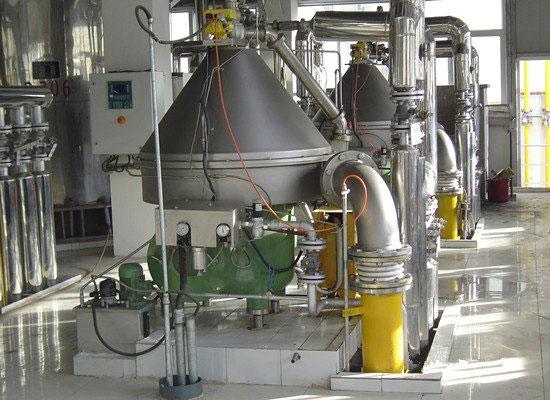 crude oil deacidification equipment