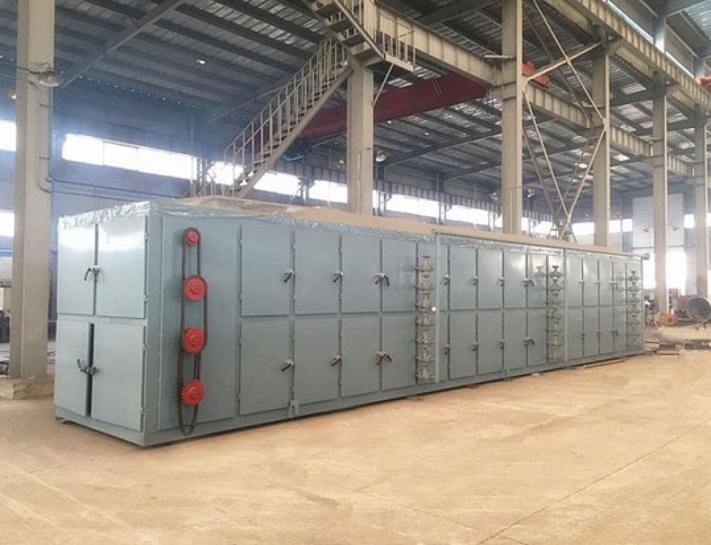 Oil Seed Plate Dryer