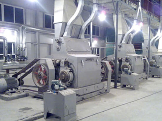 oilseeds flaking equipment