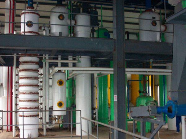 Solvent Vacuum Evaporation System