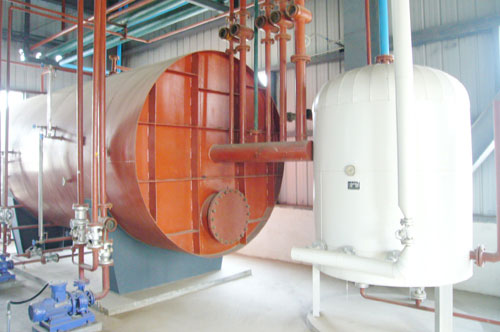 waste water boiling tank