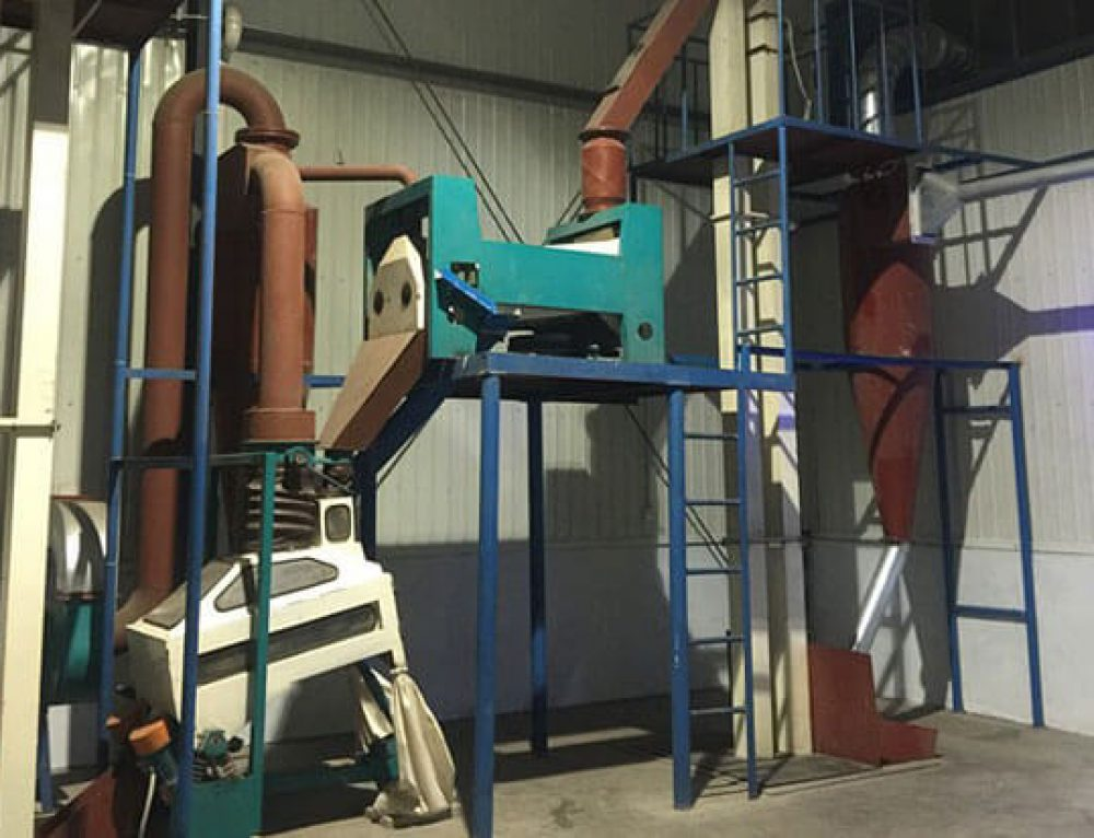 Oil Seeds Cleaning Equipment